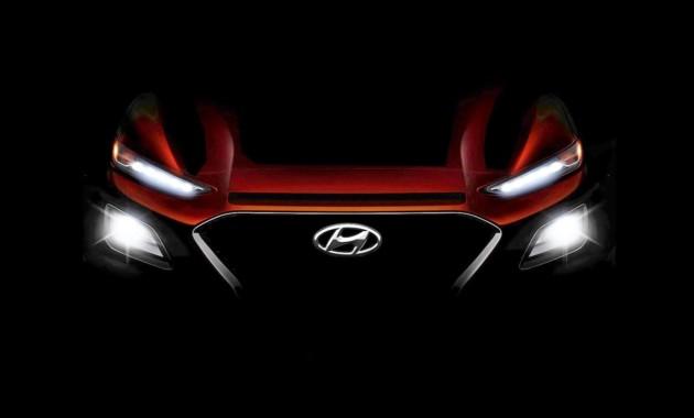 28Апр Компактный кроссовер Hyundai Kona новое