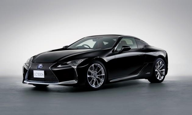 Продажи нового купе Lexus LC500 превысили все ожидания