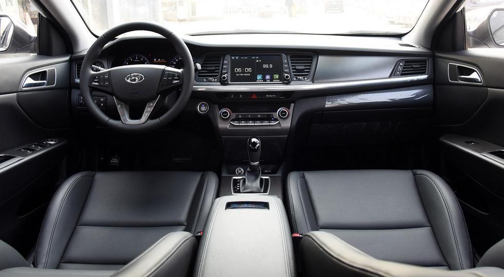 Объявлены цены на обновленный седан Hyundai Mistra class=