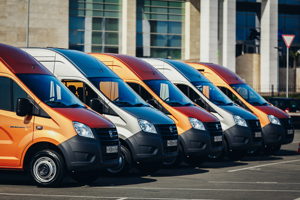 На автомобильном рынке Российской Федерации растет доля отечественных марок