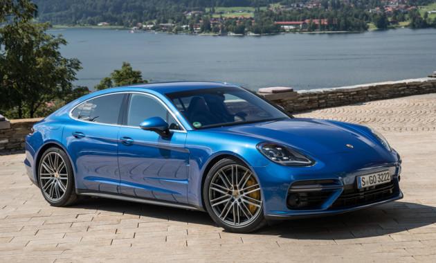 Бренд Porsche может выпустить пятиместную Panamera