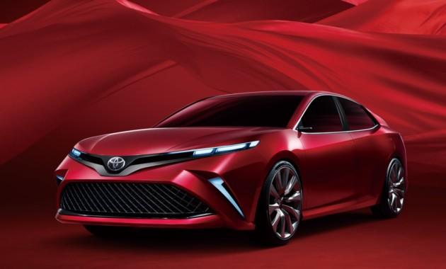Тойота показала новый седан Fun