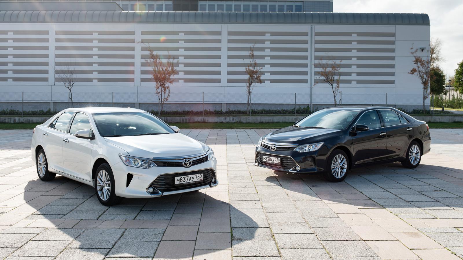 Компания Тойота снизила цены на детали Camry иRAV4 вРФ