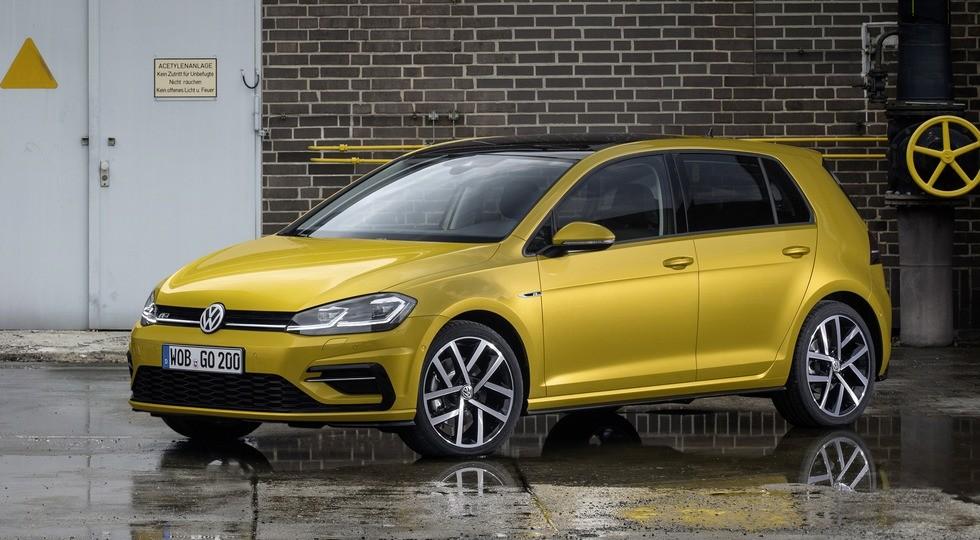 Впервый раз Форд Fiesta обошла попродажам на рынке Европы Фольксваген Golf