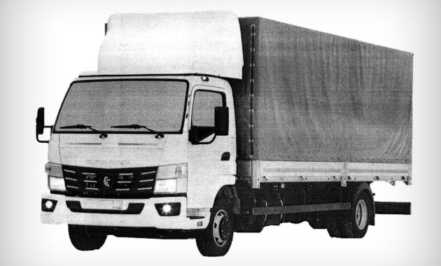 «КамАЗ» желает сделать конкурента для ГАЗон Next