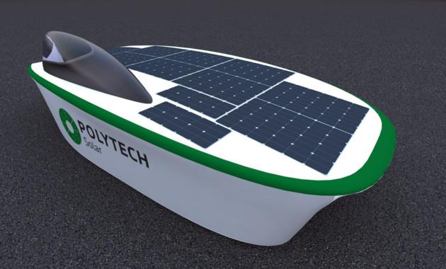 В РФ создадут электромобиль насолнечных батареях