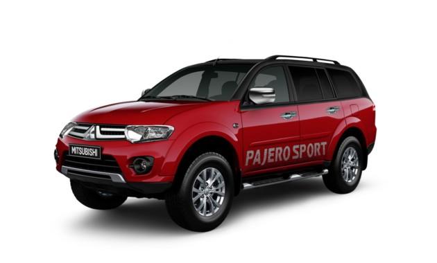 Pajero Sport получил спецверсию Select Plus