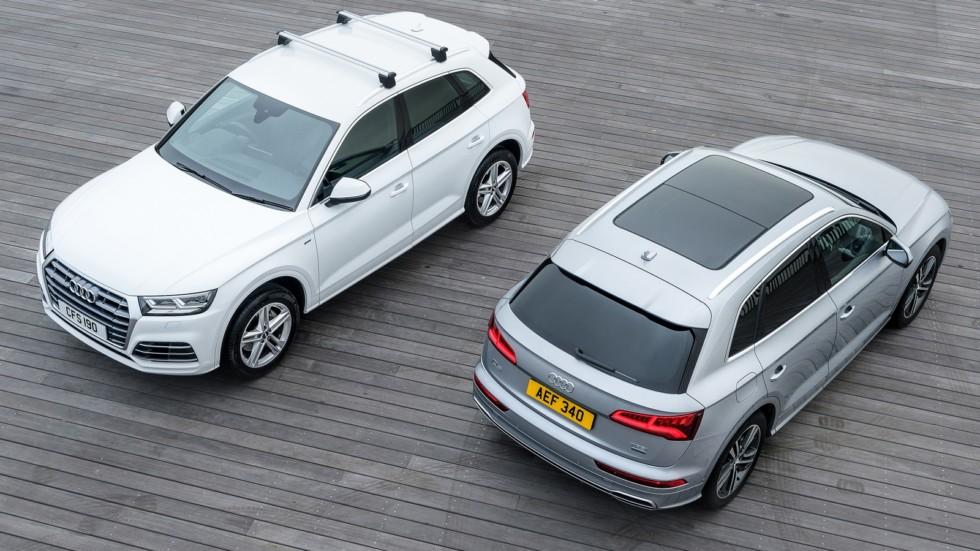 На фото: Audi Q5 '2016–н.в.