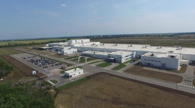 ВУльяновске открыли предприятие попроизводству шин Bridgestone