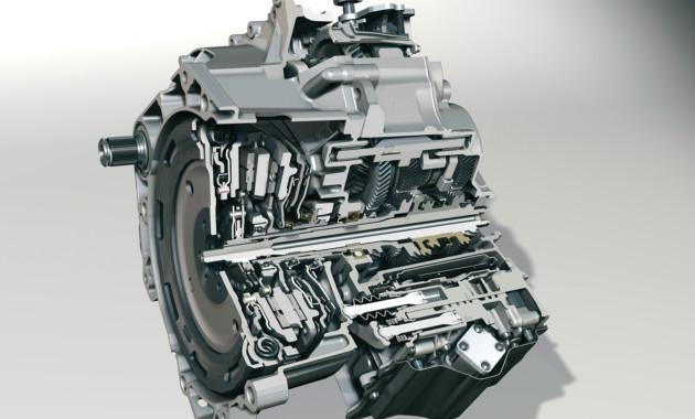 Фольксваген приостановил разработку 10-скоростнго «автомата»
