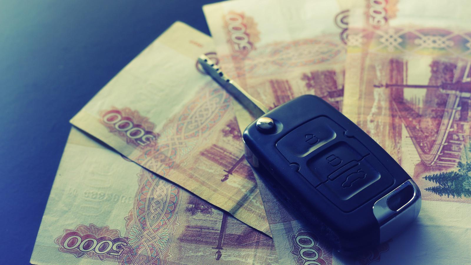 Русские водители стали вдвое хуже платить налог натранспорт