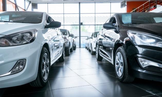 Рынок автомобилей  РФзанял пятое место вевропейском ТОП-5