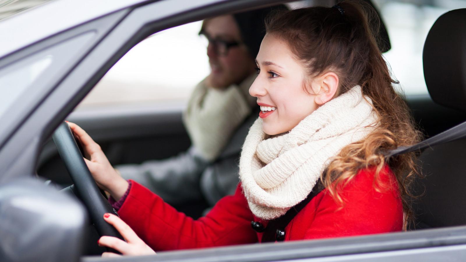 Статистка аварий повине начинающих водителей снизились