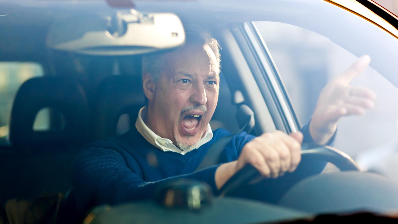 Для получения водительских прав нужно будет пройти тест наагрессивность