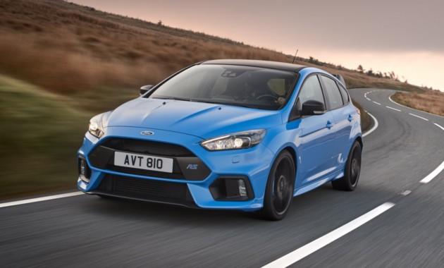 Чем изумит Форд FocusRS Option Pack?
