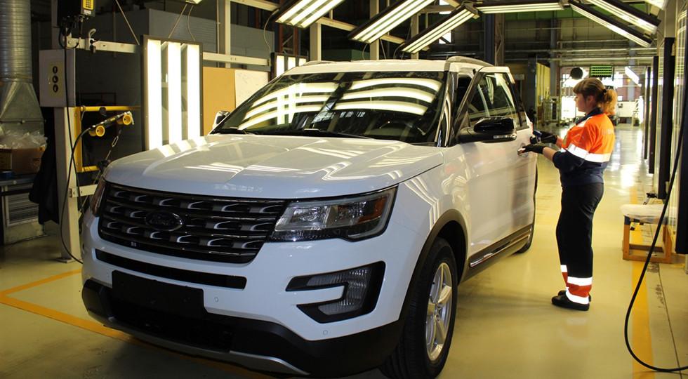 Форд Sollers увеличивает уровень контроля качества назаводе вРФ