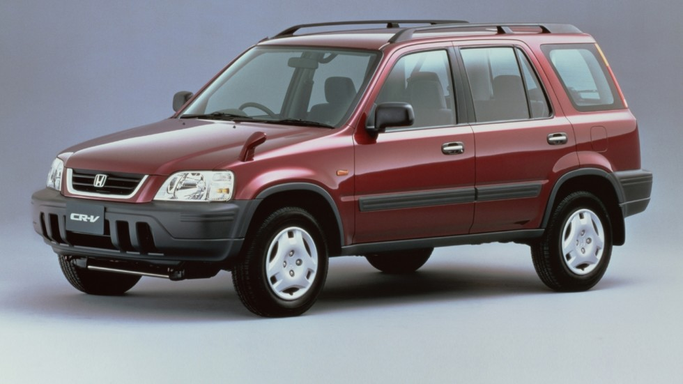 На фото: Honda CR-V '1995–1998