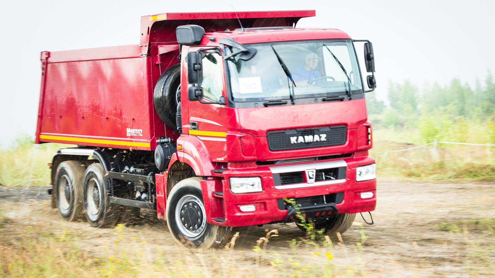 КамАЗ планирует до 2020 поставить наФилиппины неменее 1 тыс фургонов