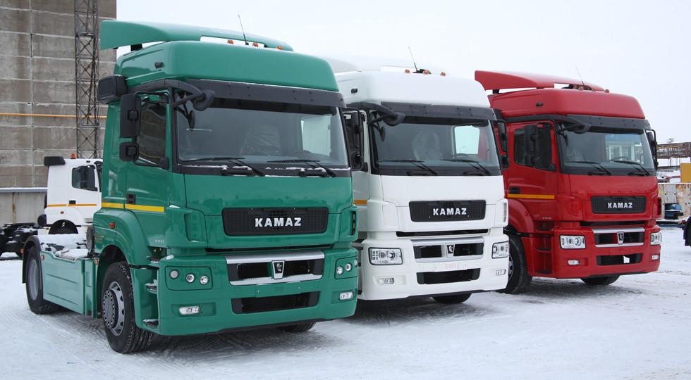 Рынок грузовиков в РФ вырос на36%