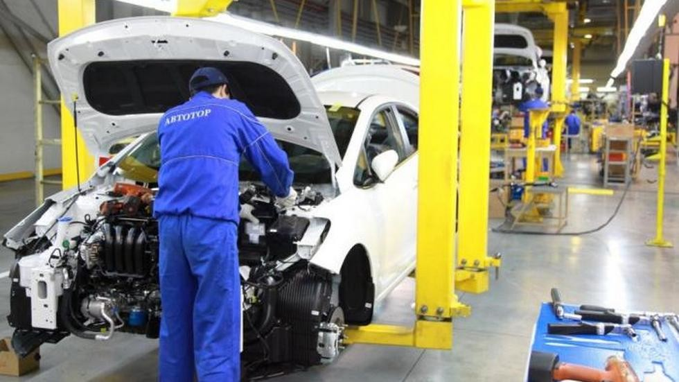 KIA Cerato production_1