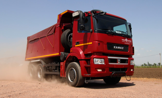КАМАЗ до 2020-ого года хочет поставить наФилиппины 1 000 фургонов
