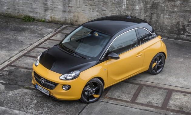 Opel презентував свій найменший хетчбек