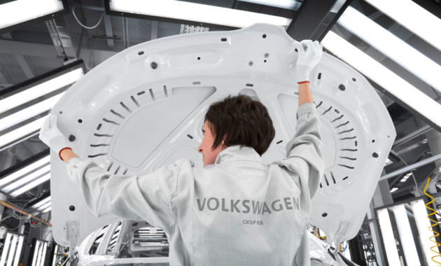 VW хочет экспортировать двигатели из Российской Федерации