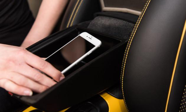Ниссан предложил спрятать телефоны водителей вКлетку Фарадея