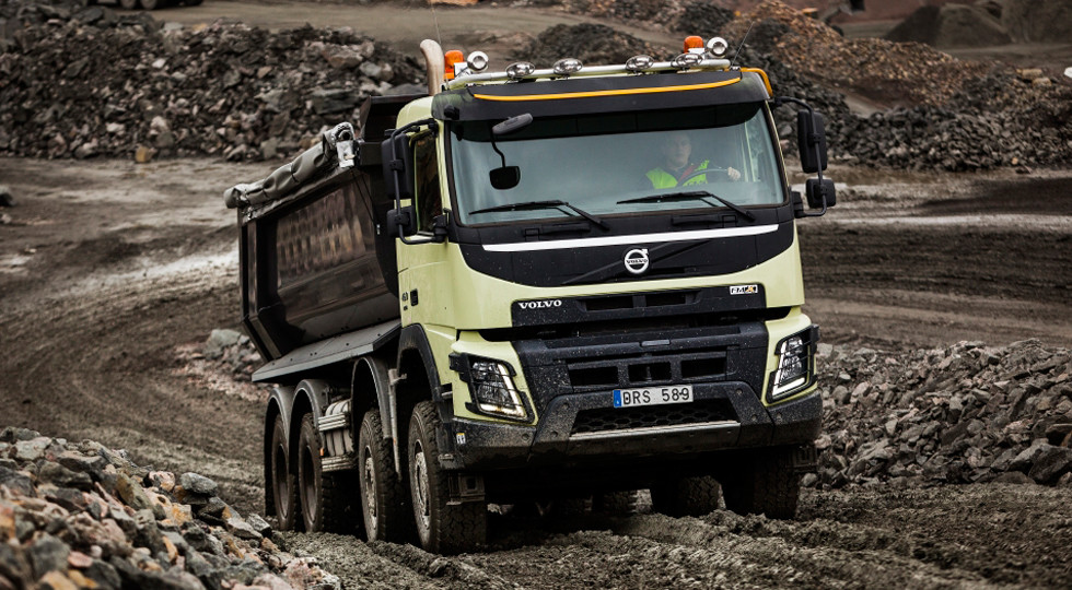 Калужский завод Volvo нарастит производство грузовиков сиюня