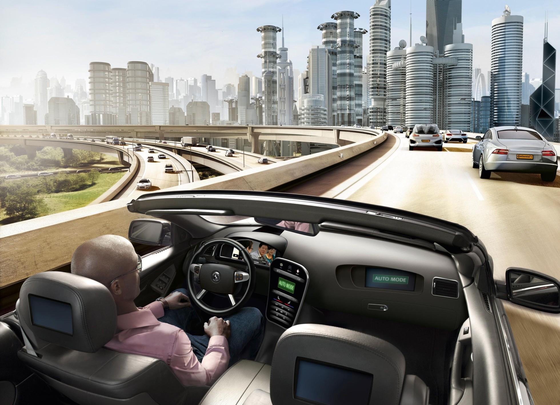 Baidu и континенталь совместно создадут беспилотный автомобиль
