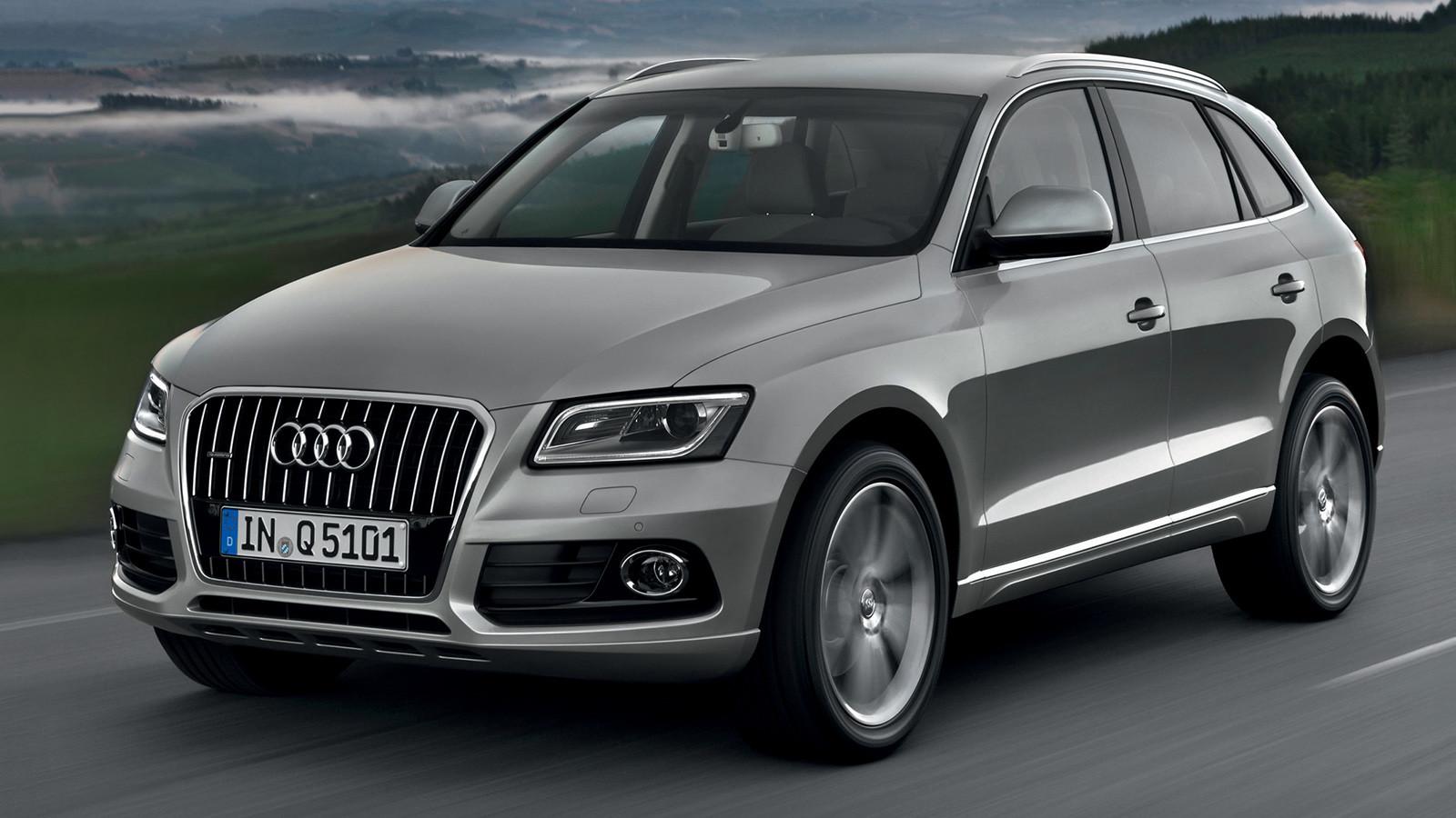 Фольксваген отзывает в Российской Федерации 14 тыс. авто Ауди