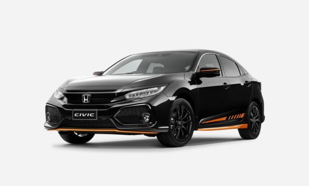Новый хэтчбек Хонда Civic VTEC появился нарынке