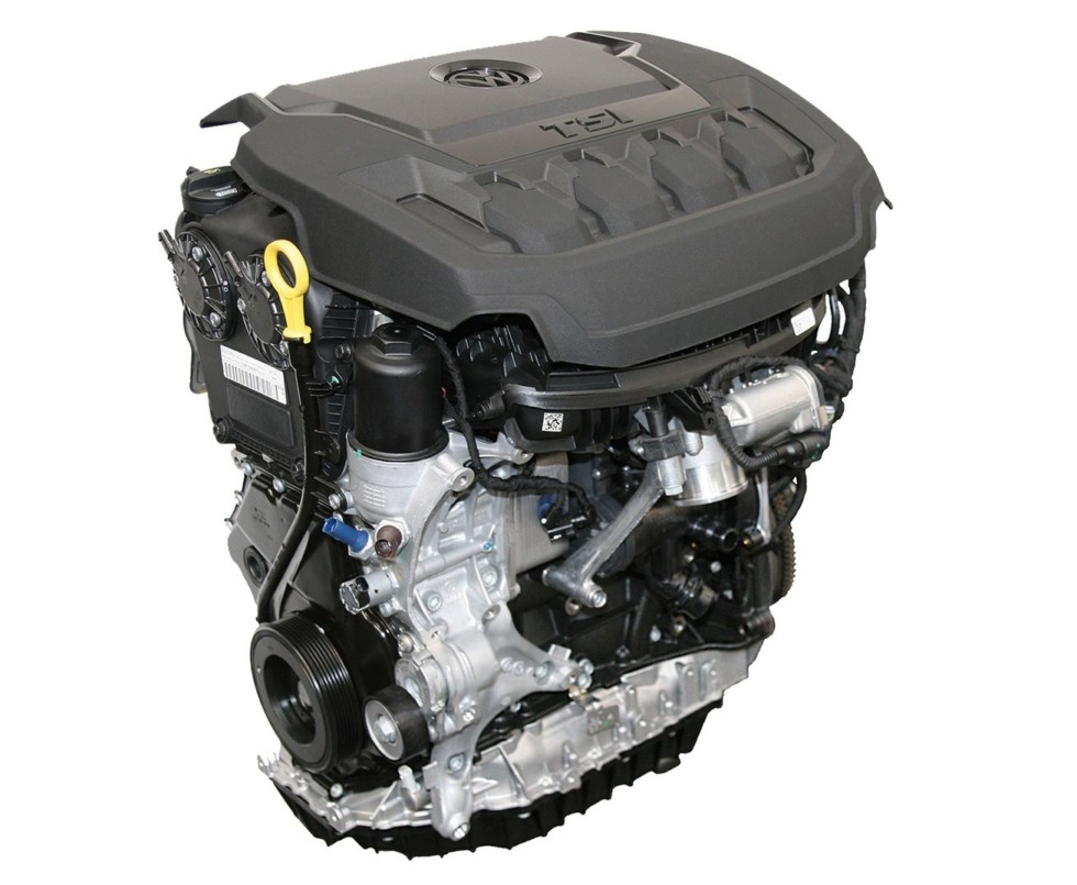VW Tiguan получит новый 2,0-литровый мотор TSI