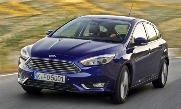 Русские Форд Focus стали безопаснее иустойчивее кгрязи
