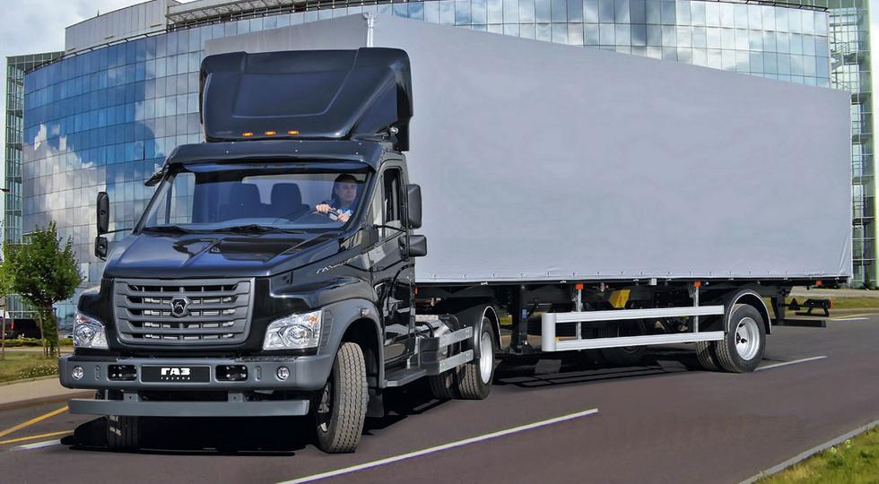 Рынок России новых грузовых авто всередине весны этого года