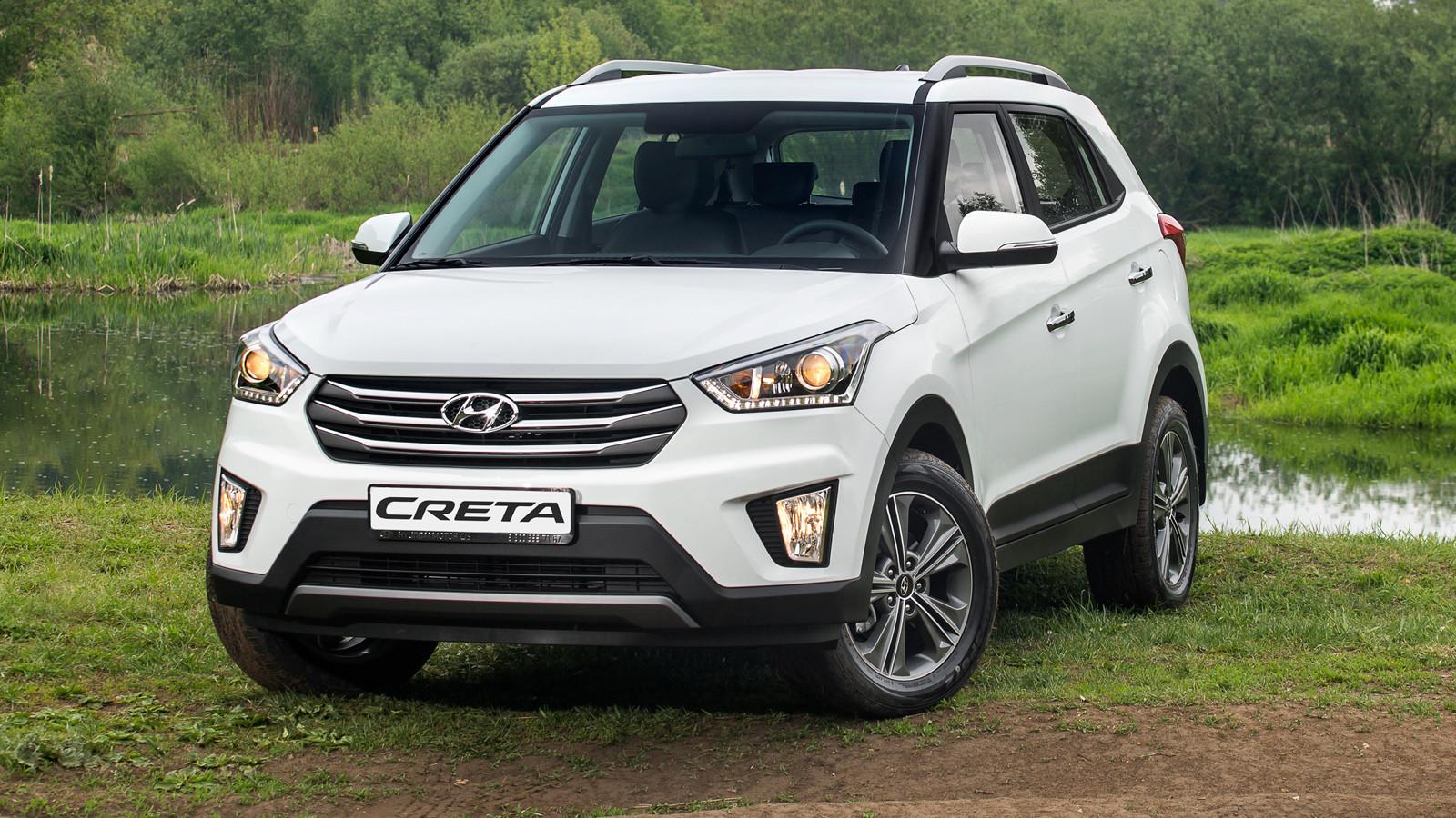 Названа десятка самых реализуемых моделей сектора SUV в РФ