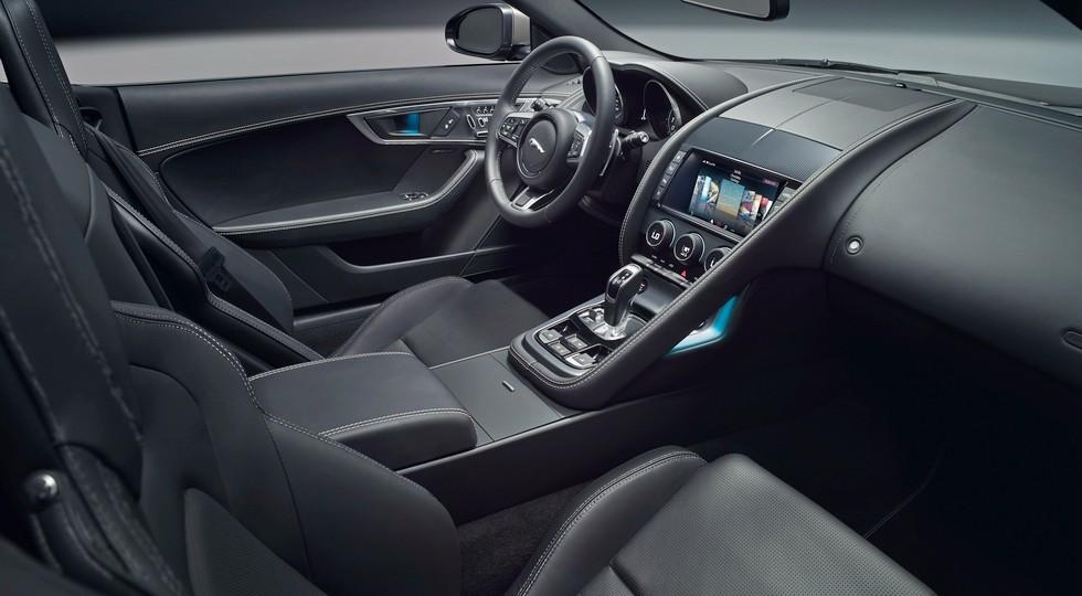 В РФ объявлена цена новоиспеченной простой комплектации Ягуар F-Type