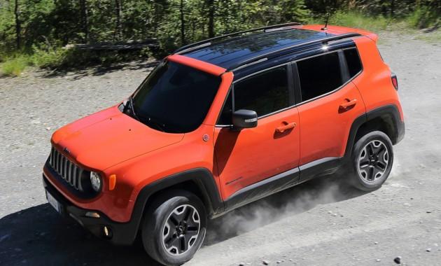 В Российской Федерации отзывают джипы Jeep