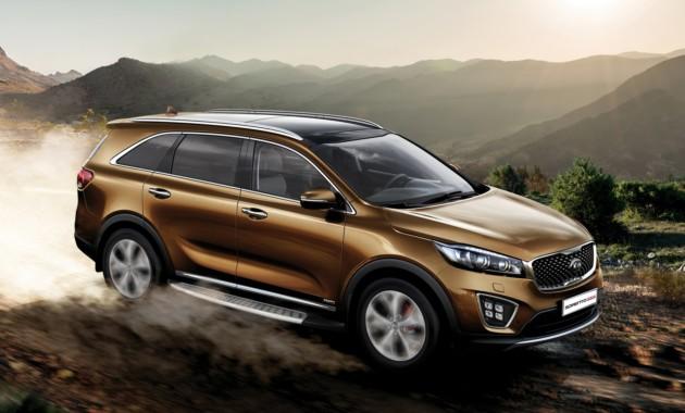 Компания Кия  прекратила импортировать автомобили вРоссию