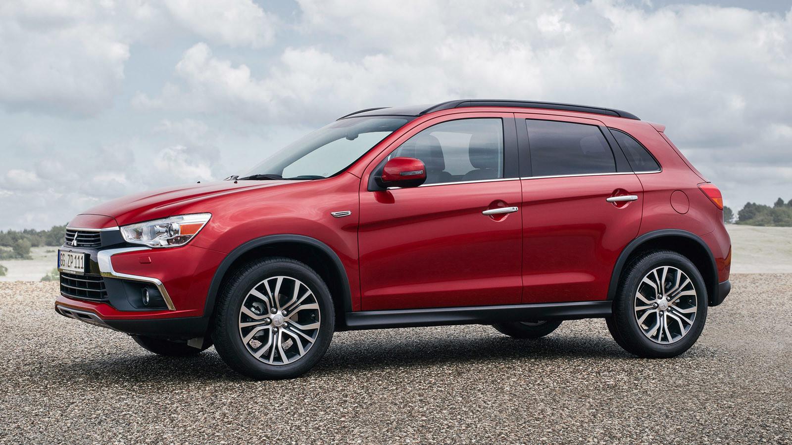 Mitsubishi возвращает ASX на российский рынок