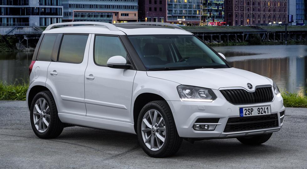 Автомобили Skoda в мае можно купить со скидками