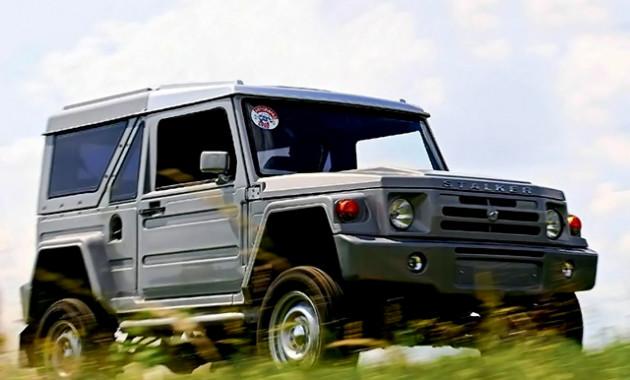 «ВИС-Авто» создаст джип «Сталкер» набазе «Нивы»