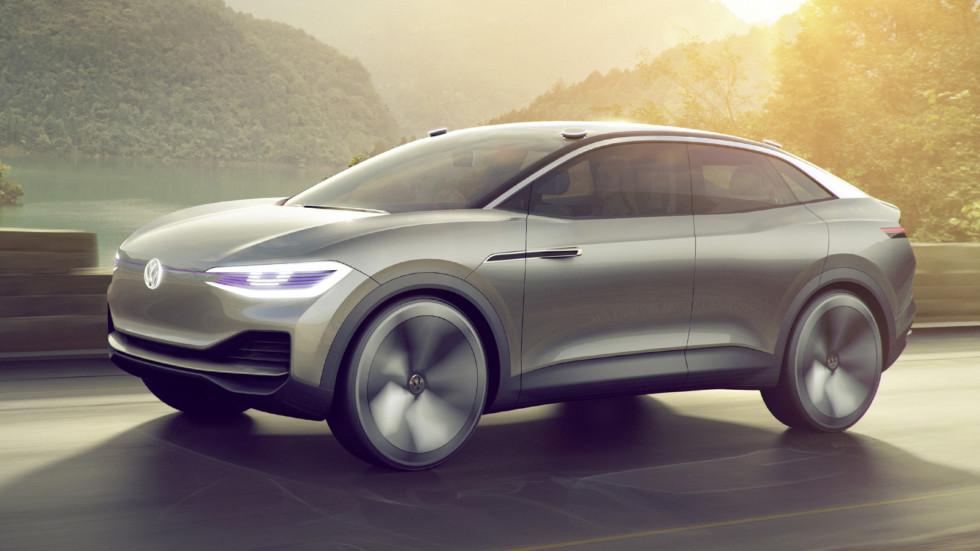 Volkswagen выпустит три электрокара к 2019 году