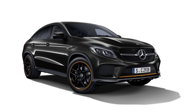 Новая спецверсия Mercedes GLE Coupe стала доступна для заказа