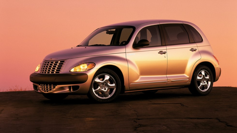 На фото: 2001–05 Chrysler PT Cruiser '2000–05