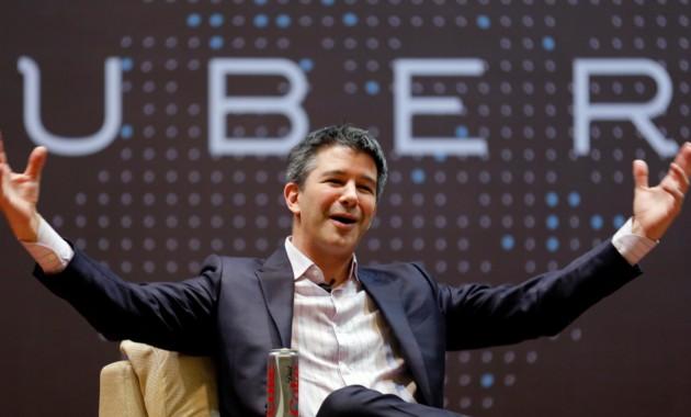 Руководитель Uber ушел вбессрочный отпуск нафоне убытков