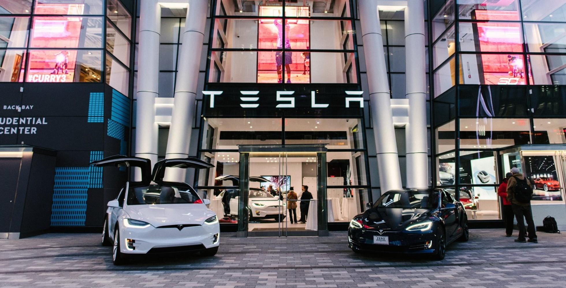 Tesla заключит соглашение настроительство завода вПоднебесной— Аутсорсинг в Китайская народная республика
