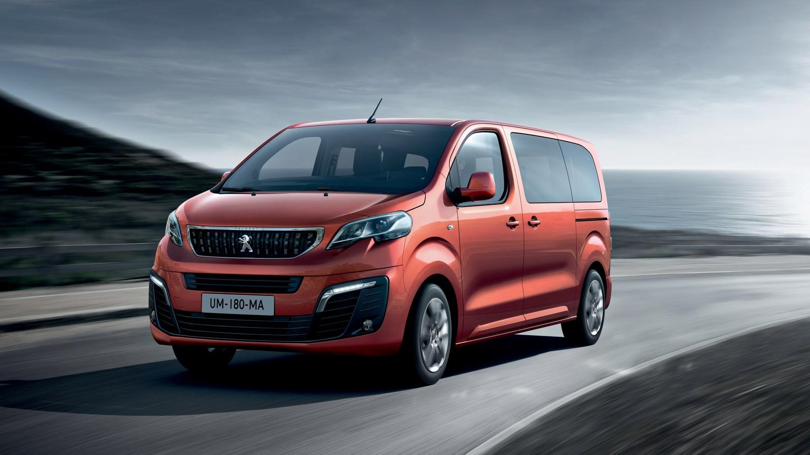 Компания Peugeot (Пежо) объявила цены нановый минивэн Traveller дляРФ