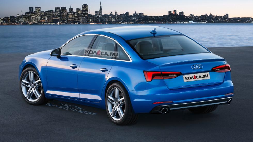 Audi A6 rear2