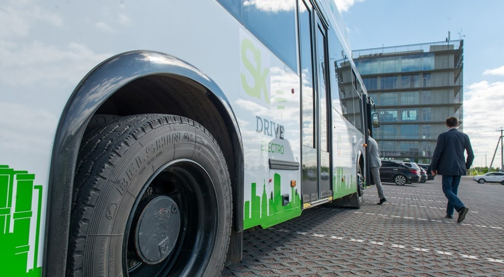 КАМАЗ показал ультрабыструю зарядку для электробусов